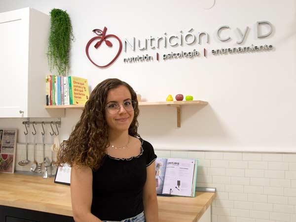 Psicologa en Nutricion elche